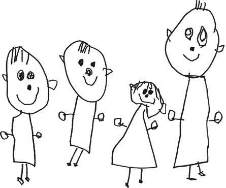 Inspire Preschool Kids drawing